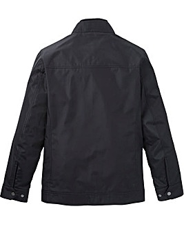 Black Label Smart Harrington Jacket R