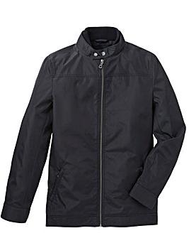 Black Label Smart Harrington Jacket Long