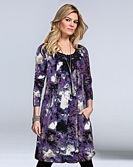 Together Print Tunic