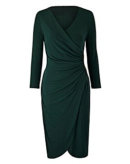 Joanna Hope Wrap Dress