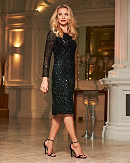 Joanna Hope Embellished Dress