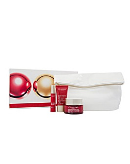 Clarins Super Restorative Skin Cream Set