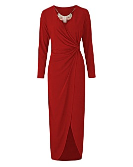 Joanna Hope Necklace Dress
