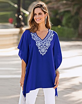 Together Embroidered Kaftan