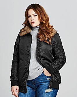 Fur Collar Bomber