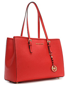 Michael Kors Travel Large Saffiano Tote