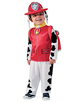 Boys Paw Patrol Marshall Costume