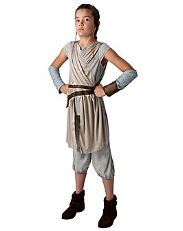 Star Wars The Force Awakens Rey Deluxe