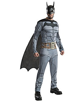 Arkham City Batman Adult Costume
