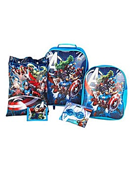 Marvel Avengers 5 Pc Child