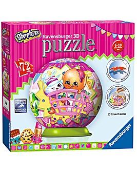 Shopkins 3D Puzzle 72 Piece