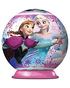 Disney Frozen 3D Puzzle 72 Piece