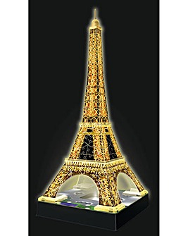 Eiffel Tower Night Edition 3D Puzzle