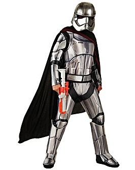 Star Wars Deluxe Captain Phasma Costume