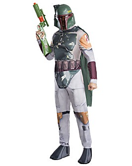 Star Wars Boba Fett Adult Costume
