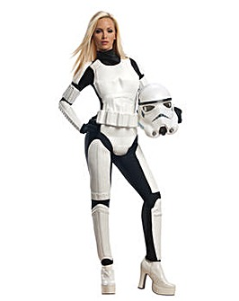 Adult Female Stormtrooper Costume