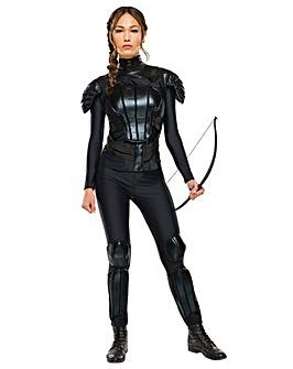 Adult The Games Katniss Rebel Costume