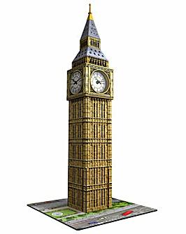 Big Ben with Clock 3D Puzzle 216 Pieces