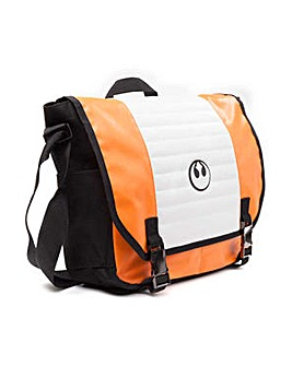 Star Wars Resistance Logo Messenger Bag