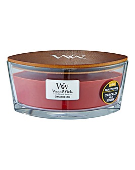 WoodWick Cinnamon Chai HearthWick Candle