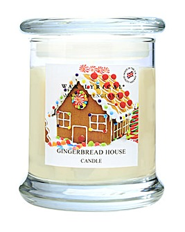 Wax Lyrical Gingerbread House Candle