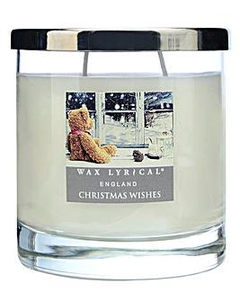 Wax Lyrical Christmas Wishes Large Jar