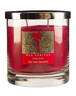 Wax Lyrical Tis the Season Large Jar