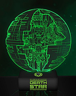 Star Wars Rogue 1 Death Star Light