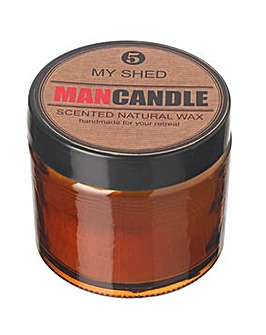 Man Candle - My Shed