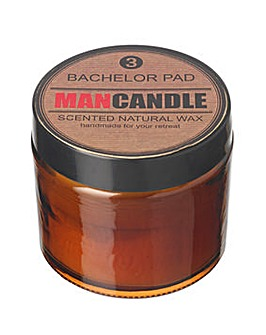 Man Candle - Batchelor Pad