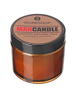 Man Candle - Workshop