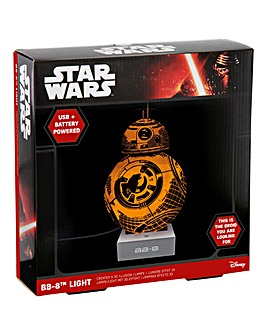 Star Wars BB8 Acrylic Light