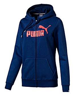 Puma Essential No.1 Zip Hoodie