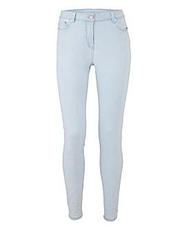Simply Be Chloe Ankle Grazer Jeans Reg