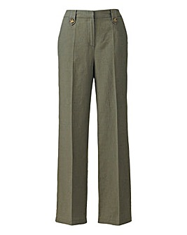 Nightingales Linen Trousers