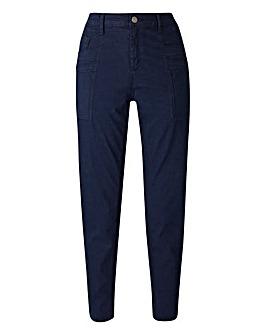 Slim Leg Chino Trousers - Regular
