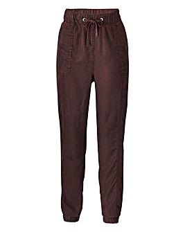 Lyocell Cargo Trouser - Short