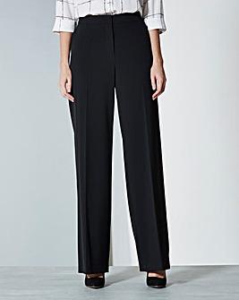 Wide-Leg Trousers Long