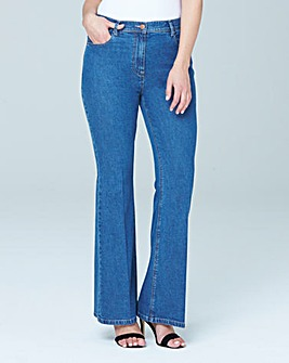 Kick Flare Jeans Regular