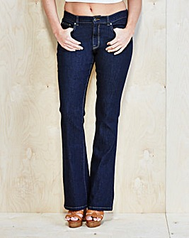 Bootcut Jeans Long