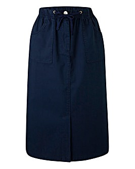Value Cotton Skirt