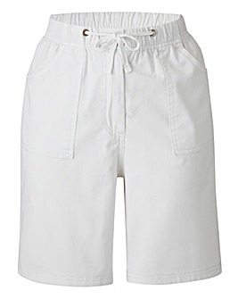 Value Cotton Short
