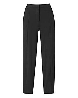 Tailored Slouch Peg Trouser - Regular