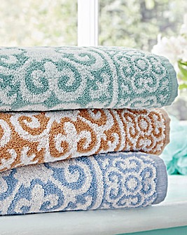 Arabesque Bath Towel