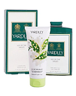 Yardley Gift Set