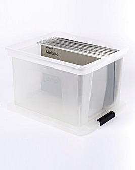 Suspension File Box 35L