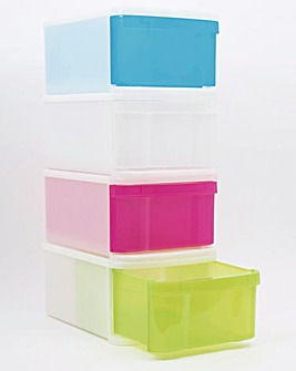Stackable Drawers Single