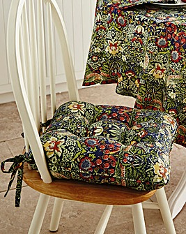 William Morris Inspired Seat Pads