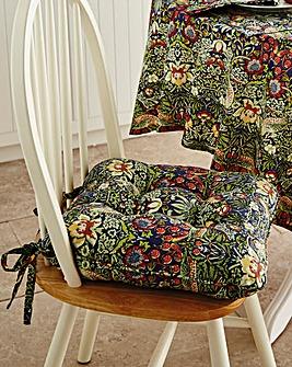 William Morris Inspired Seat Pads