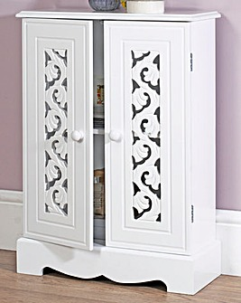 French Inspired Cupboard